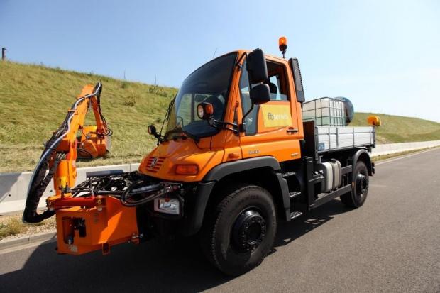FBSerwis ma zlecenie od GDDKiA na 746 km dróg