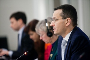Wicepremier Mateusz Morawiecki. Fot. PTWP (Paweł Pawłowski)