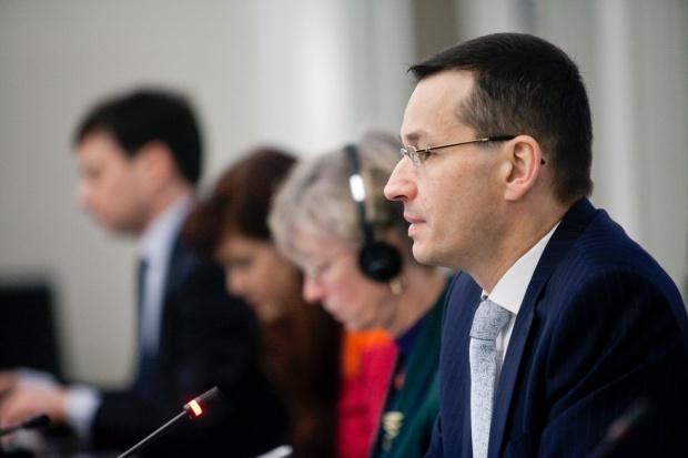 Morawiecki: rozwój jednolitego rynku cyfrowego UE szczególnie ważny dla polskich firm