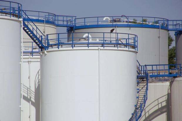 Tajne chińskie magazyny ropy