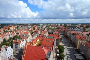 Gdańsk bierze się za przebudowę historycznego centrum