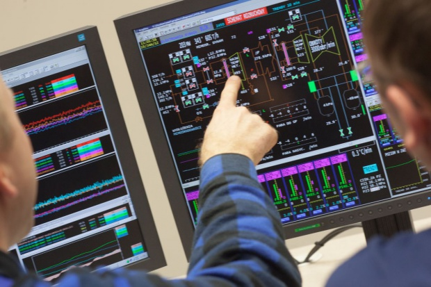 W marcu produkcja prądu o 3,04 proc. mniejsza niż rok temu