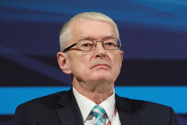 Podsiadło, prezes Węglokoksu, o filarze górniczym i Śląskich Hutach Stali