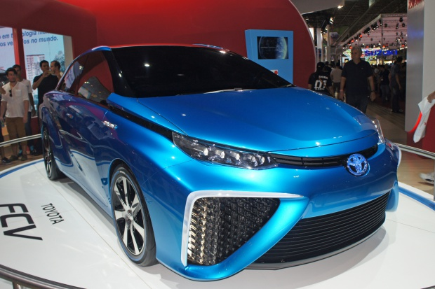 USA: Toyota Mirai ekologicznym samochodem roku