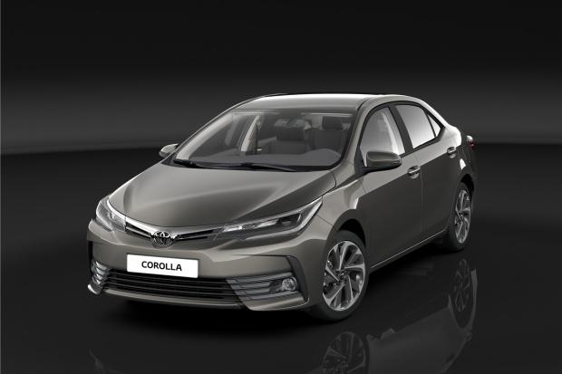 Toyota odświeża Corollę