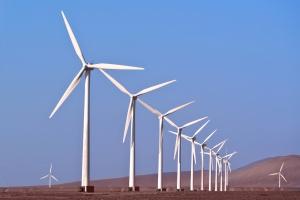 Francja chce podwoić moc elektrowni wiatrowych