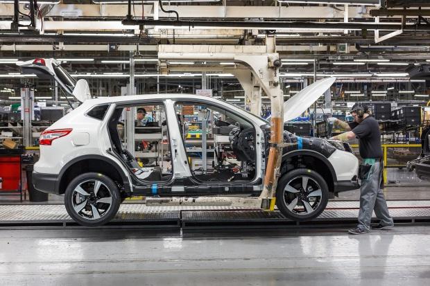 Nissan zwiększy produkcję modelu Qashqai w Europie