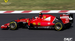 SKF a testy w Scuderia Ferrari
