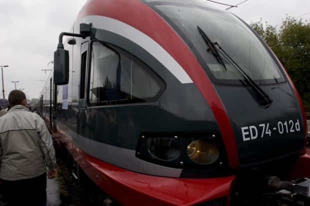 Czwarty pociąg Przewozów Regionalnych do i z Niemiec