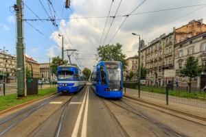 Kraków wyda około 150 mln zł na remonty torowisk