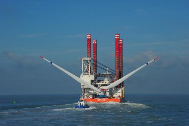 GE buduje pierwszą morską farmę wiatrową w USA