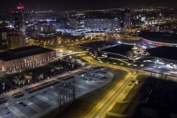 Wkrótce TDJ wybierze wykonawcę wieżowców w Katowicach