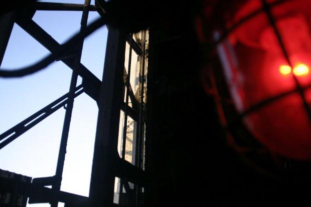 Silny wstrząs w ruchu Bobrek