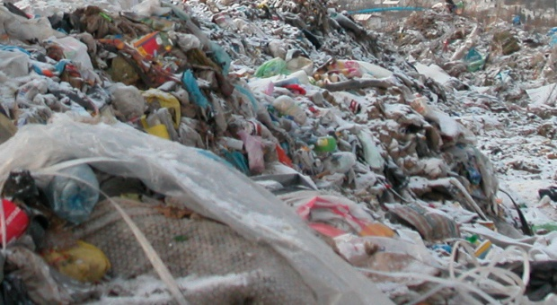 Chiny generują miliardy ton odpadów rocznie