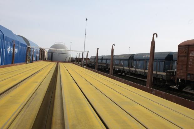 PKP Cargo zwiększa udział w rynku