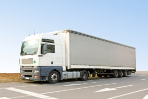 Kierowcy zawodowi rozpoczęli bezterminowy strajk