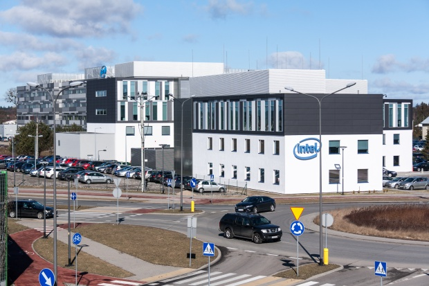 Intel kupił kompleks biurowy w Gdańsku