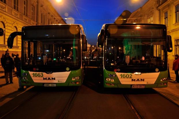"Autobusowe ""Smart & Green"" w Miszkolcu"