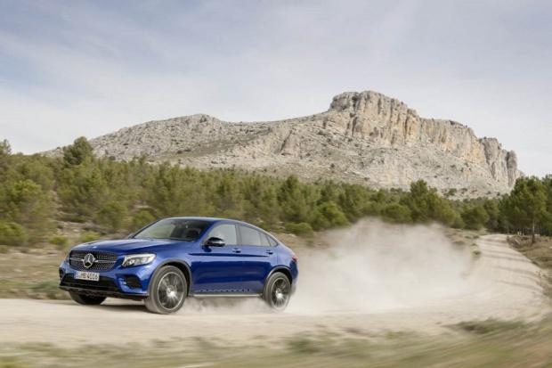 Od koncepcji do produkcji: sportowe coupé rodziny G Mercedesa
