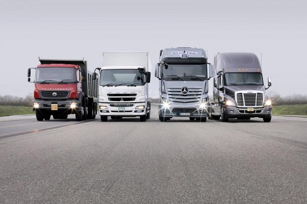 Daimler Trucks podsumował rok