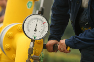 Import gazu ponad trzykrotnie wyższy, niż wydobycie