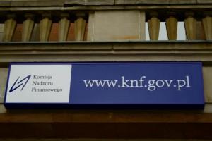 KNF odpowiada Nowoczesnej ws. GetBack