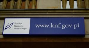Dymisja szefa KNF przyjęta
