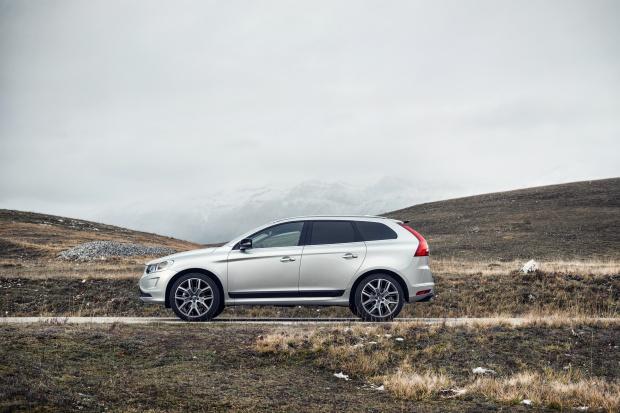 Volvo wzywa na naprawę SUV-y XC60