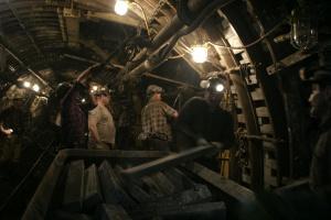 Na WRDS-ie o kopalni Krupiński