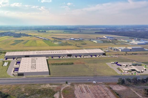 Goodman rozbuduje Poznań Airport Logistics Centre