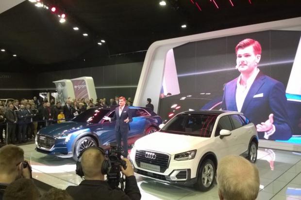 Projektant Audi: projektowanie nadwozia jest długie i wieloetapowe