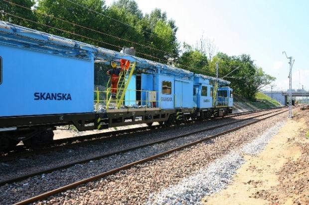 Skanska utworzyła oddział budownictwa kolejowego