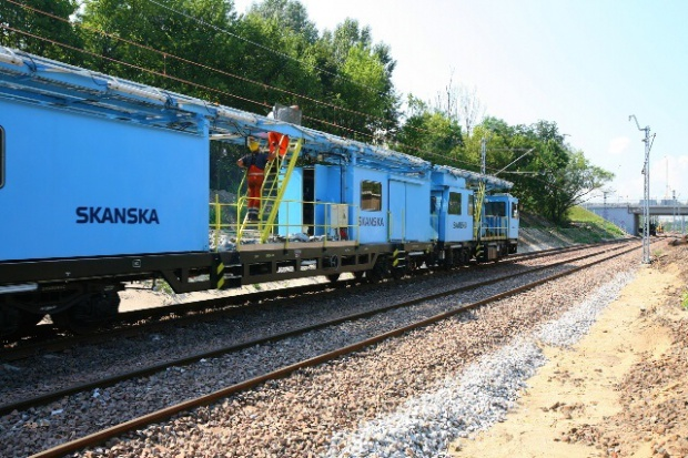 Skanska najtańsza w kolejowym przetargu. Porr drugi