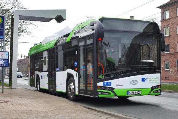 Elektryczne Solarisy dla Hanoweru