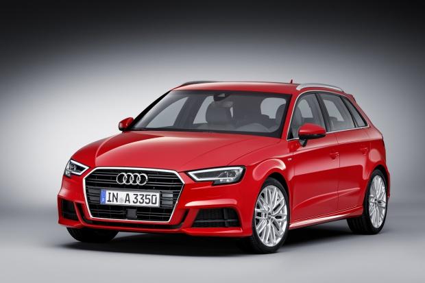 Audi A3 - wiosenny lifting