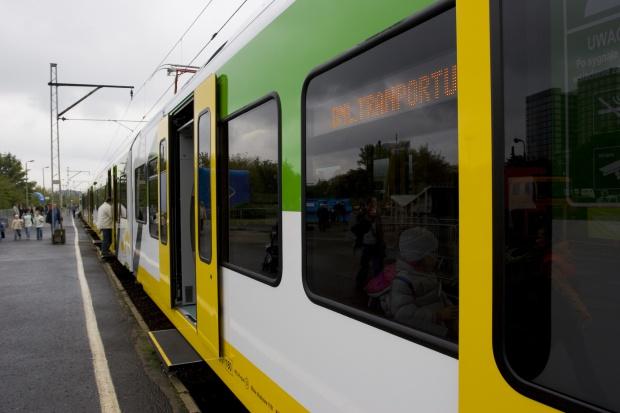 Koleje Mazowieckie będą wozić bezpłatnie uczestników ŚDM