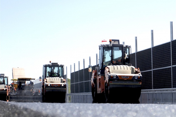 MIB optymalizuje budowę dróg. Zaprezentowano pomysły