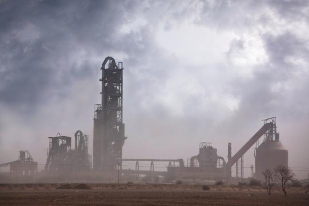 Dżihadyści uprowadzili 300 pracowników cementowni w Syrii