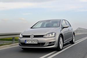 Marcowy skok Volkswagena
