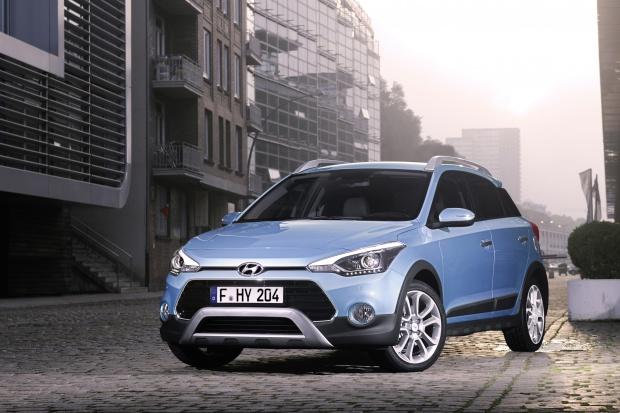 Hyundai wprowadza miejskiego i20 Active