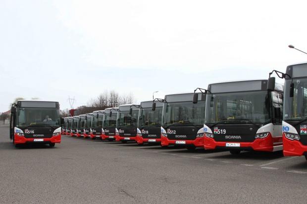 Scania Citywide w Jastrzębiu-Zdroju