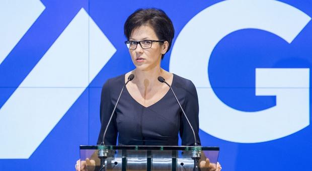 Prof. Małgorzata Zaleska, która objęła fotel prezesa GPW po Pawle Tamborskim, byłaby najkrócej sprawującą tą funkcję.