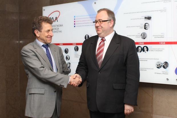 Polsko-francuskie rozmowy jądrowe