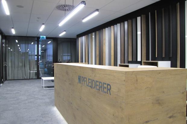 Dywidenda, rekord i plany Pfleiderer Group