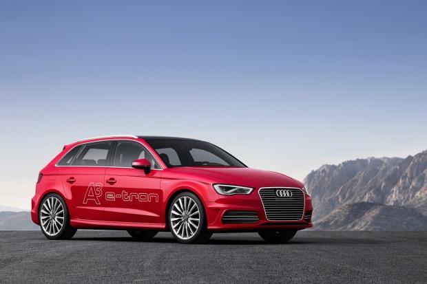 Audi: 1,4 mln km doświadczeń w badaniu nad e-mobilnością