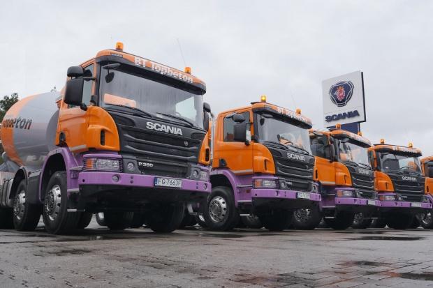 Rekordowy kontrakt Scania w Szczecinie