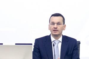 Morawiecki o obawie przed protekcjonizmem wobec polskich firm