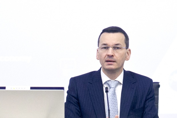 Morawiecki: ewentualne obniżenia ratingu Polski to nie jest koniec świata