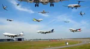 Rośnie ruch lotniczy nad Polską