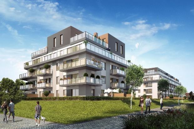 Robyg wybuduje 300 mieszkań w Warszawie